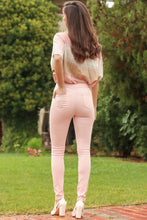 Load image into Gallery viewer, Pocket Detailed Light Powder Rose Pants