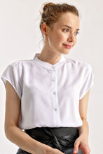 Load image into Gallery viewer, Women's Short Sleeves Plain Shirt