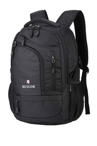 RUIGOR ACTIVE 66 Laptop Backpack Black - Unique Style