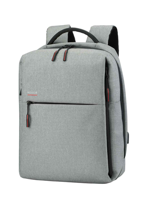 RUIGOR CITY 56 Laptop Backpack Grey - Unique Style