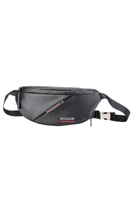 RUIGOR CITY 17 Waistbag Black - Unique Style