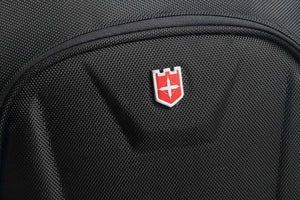 RUIGOR ICON 08 Laptop Backpack Black - Unique Style