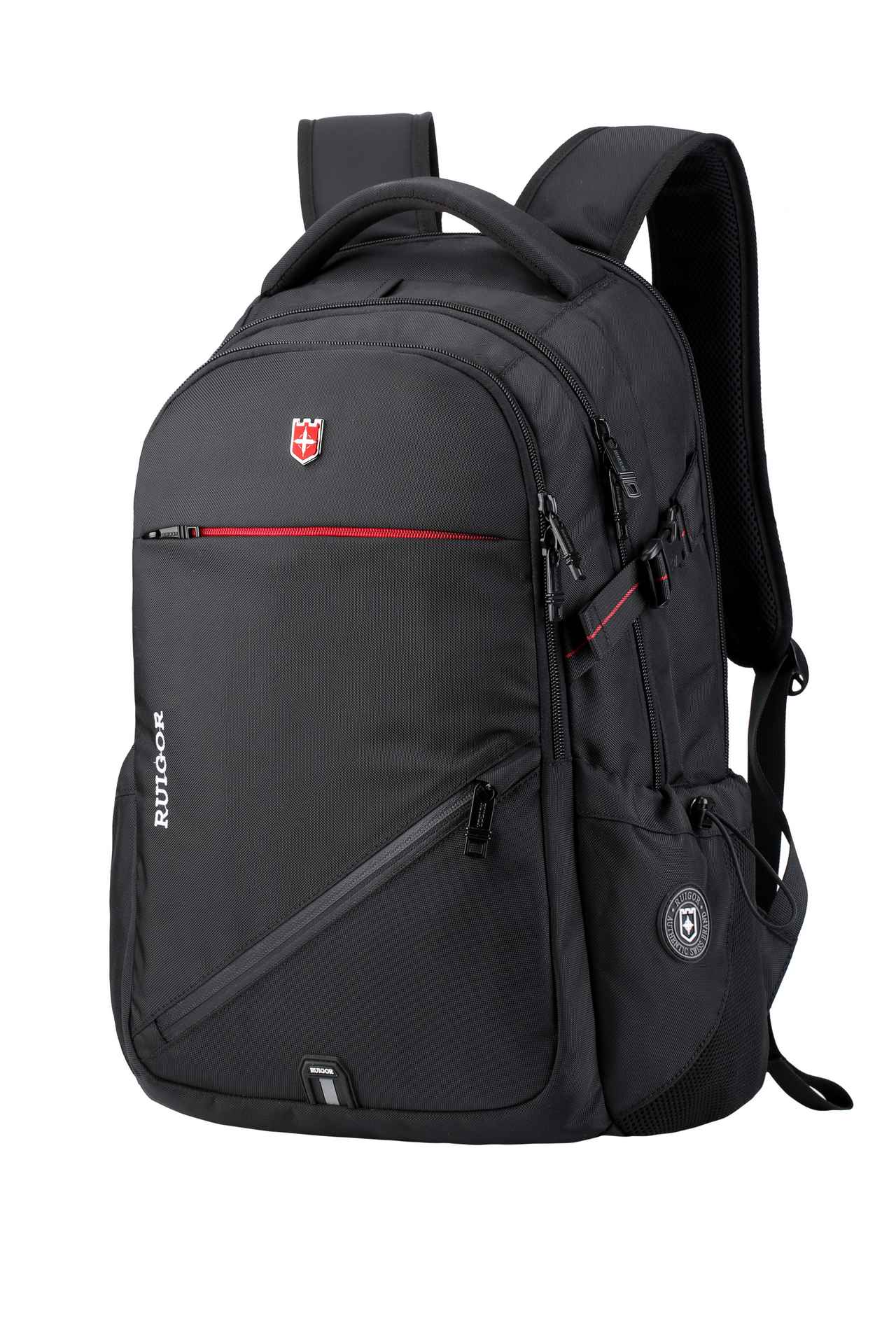 RUIGOR ICON 25 Laptop Backpack Black - Unique Style