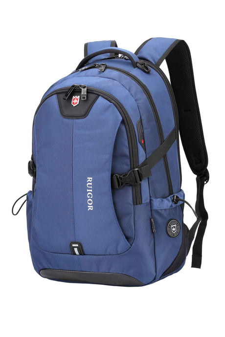 RUIGOR ICON  47 Laptop Backpack Blue - Unique Style