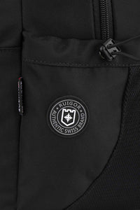RUIGOR ICON  47 Laptop Backpack Black - Unique Style
