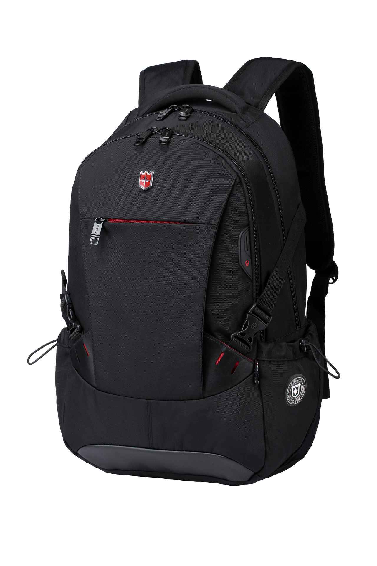 RUIGOR ICON 81 Laptop Backpack Black - Unique Style