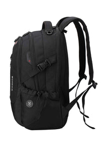 RUIGOR ICON 82 Laptop Backpack Black - Unique Style