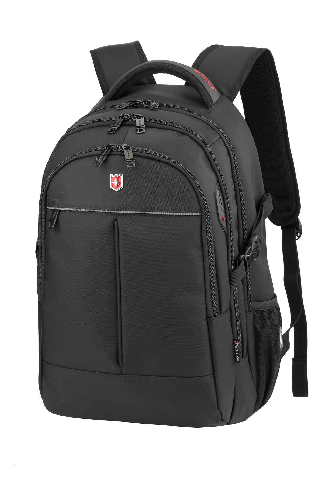 RUIGOR ICON 87 Laptop Backpack Black - Unique Style
