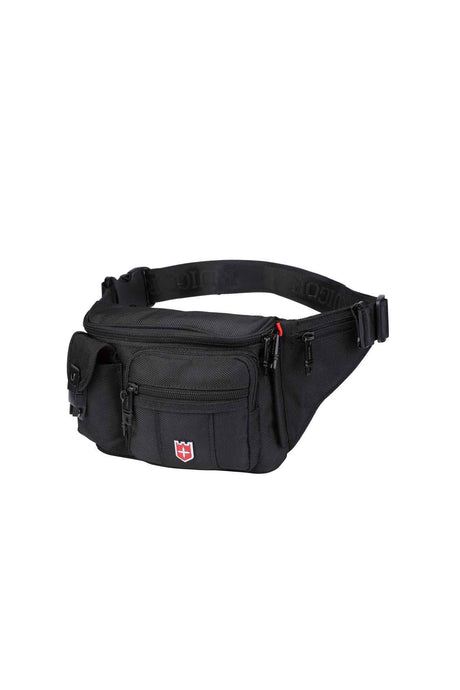 RUIGOR ICON 12 Waist Bag Black - Unique Style