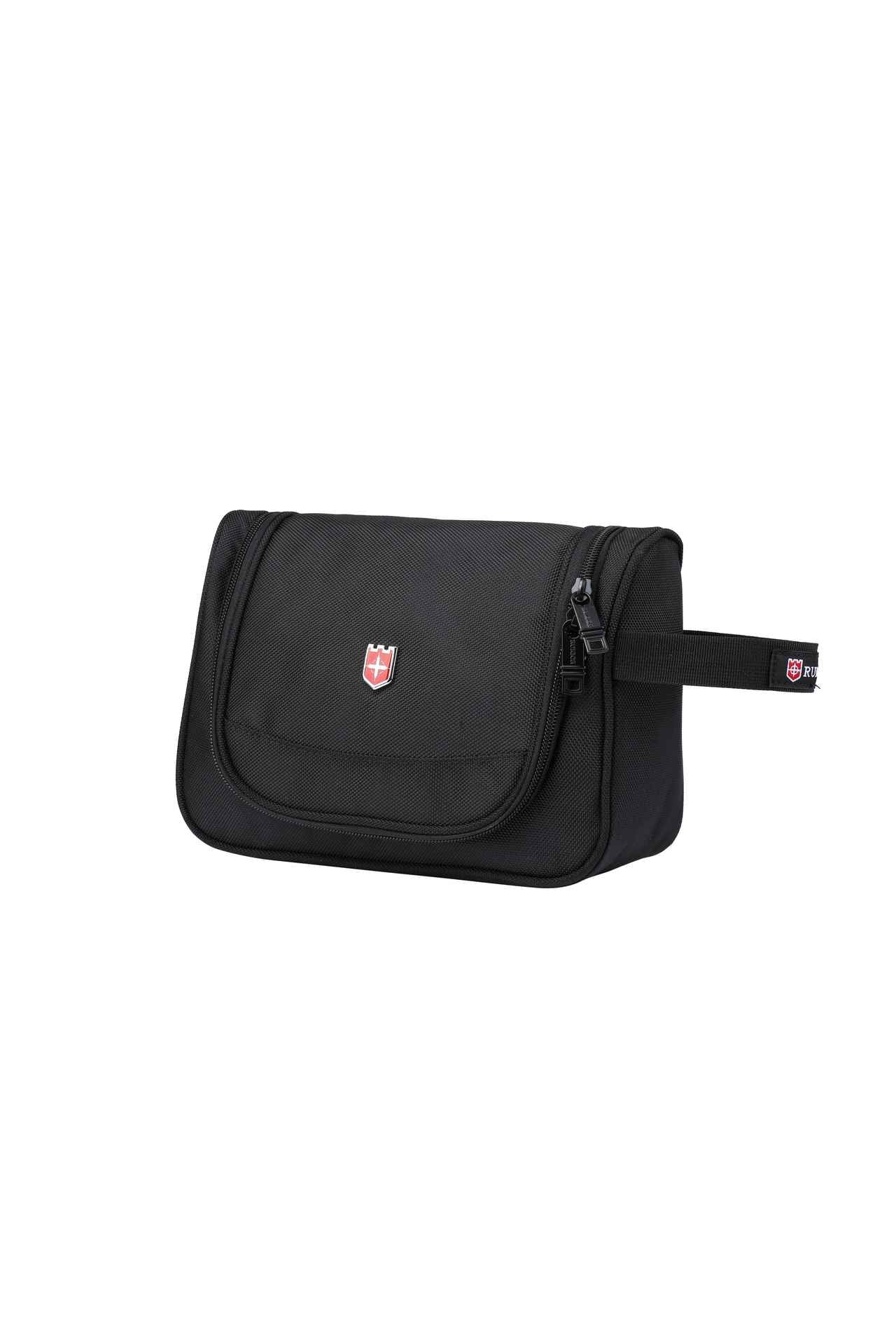 RUIGOR ICON 30 ACCESSORIES BAG BLACK - Unique Style