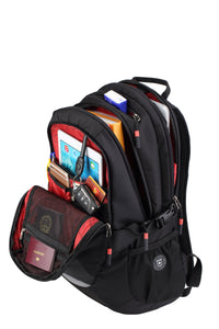 RUIGOR ACTIVE 29 Laptop Backpack Black - Unique Style