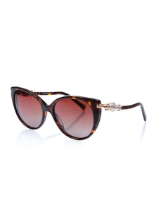 Women's Cat Eye Plastic Sunglasses