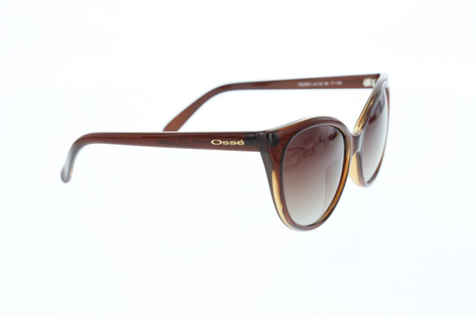 Women's Plastic Frame Sunglasses - Unique Style