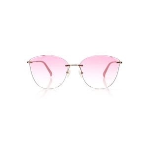 Women's Rimless Sunglasses