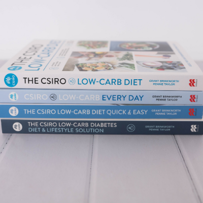Everything you need to know about the CSIRO Low Carb Diet