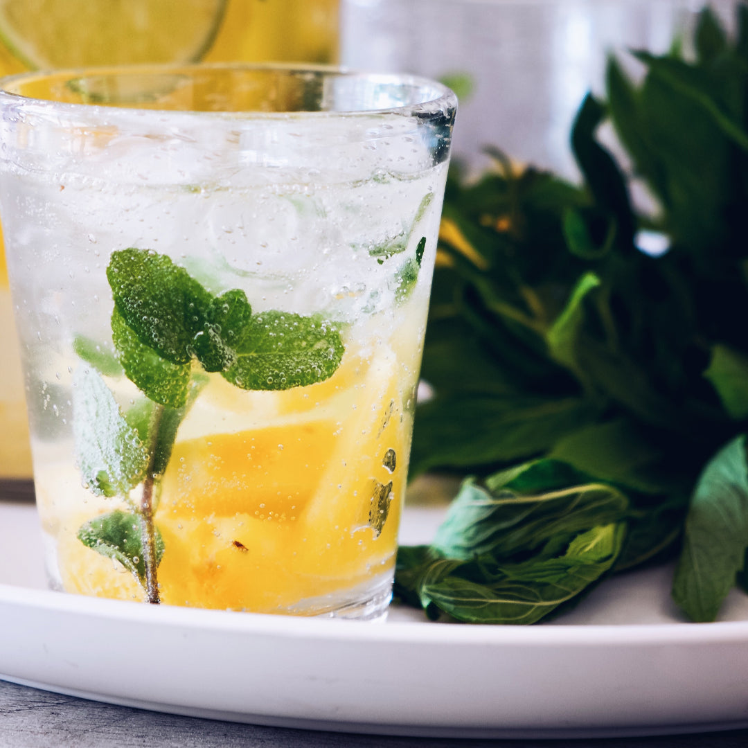 Healthy Mocktails to Serve This Summer
