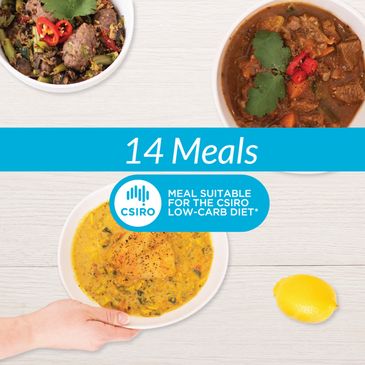 14 Meals | Lifestyle Range