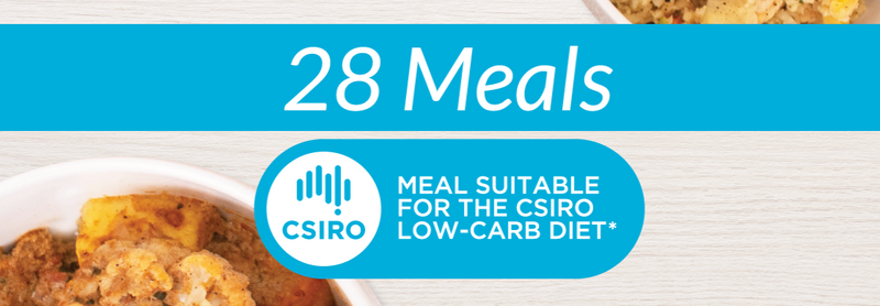 28 Meals  | Lifestyle Range