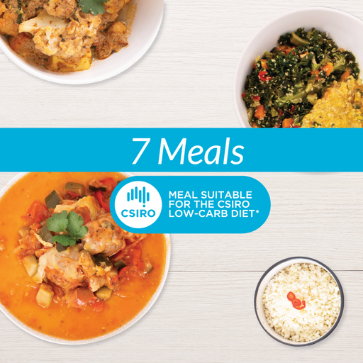 7 Meals | Lifestyle Range