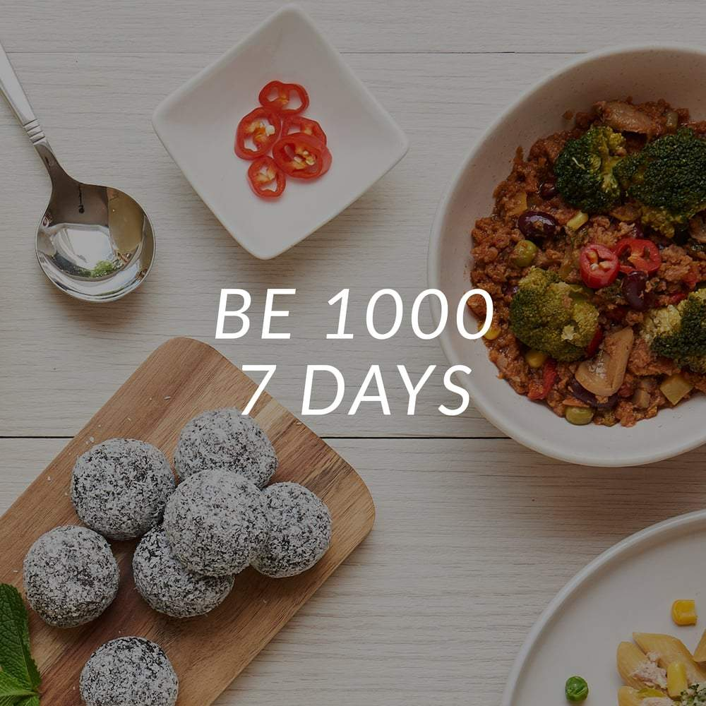 Be 1000 | 7 Days