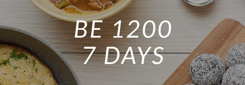 Be 1200 | 7 Day Program
