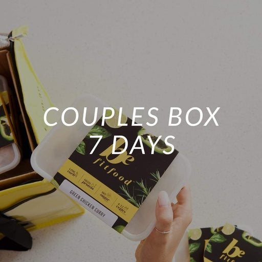 Couples Box | Be rapid | 7 Days <br> (Breakfast, Lunch, Dinner & 1 x Snack/Day for 2)