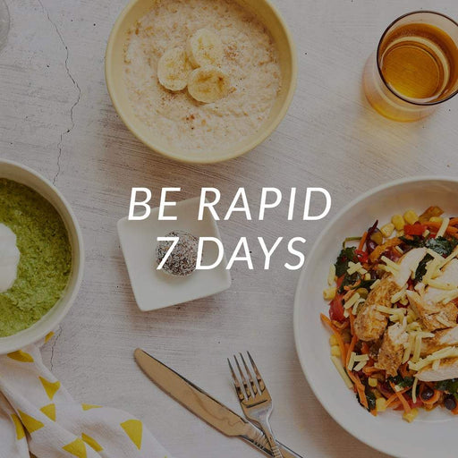 Be Rapid | 7 Day Program