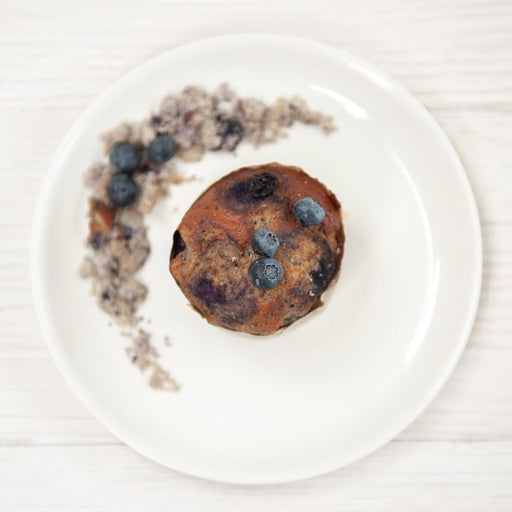 Blueberry Muffin (GF) (V)