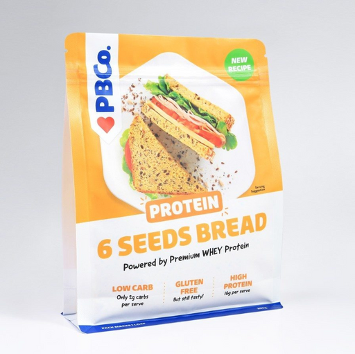 PBCo Protein 6 Seeds Bread Mix (GF)