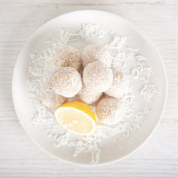 Lemon & Coconut Protein Balls - 7 Pack (GF) (V)