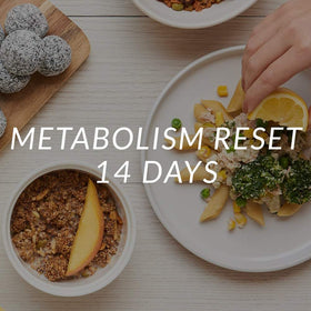 Metabolism Reset | Be Rapid | 14 Days  (Breakfast, Lunch, Dinner & 1 x Snack/Day)