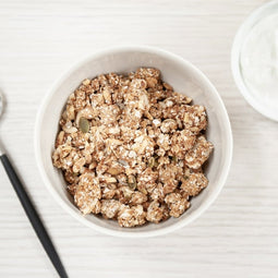Nut & Flaxseed Granola (V) - Single Serve