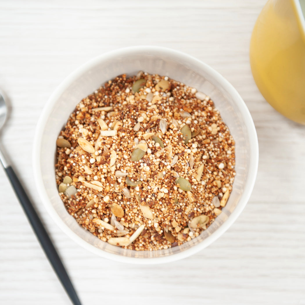 Quinoa Granola (GF) (V) - Single Serve