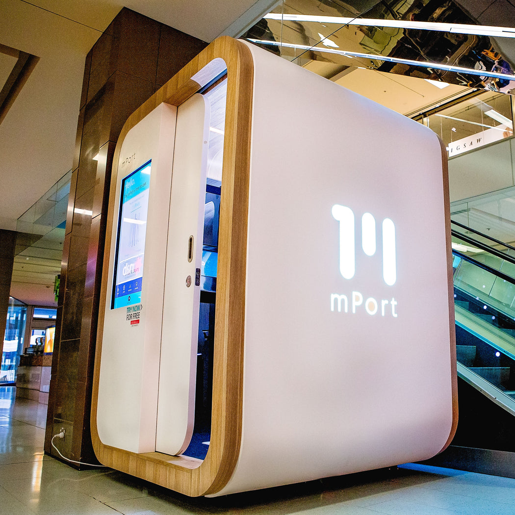 Unlimited 3D Body & Health Scans with mPort