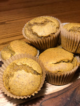 Load image into Gallery viewer, simply paleo pumpkin muffins