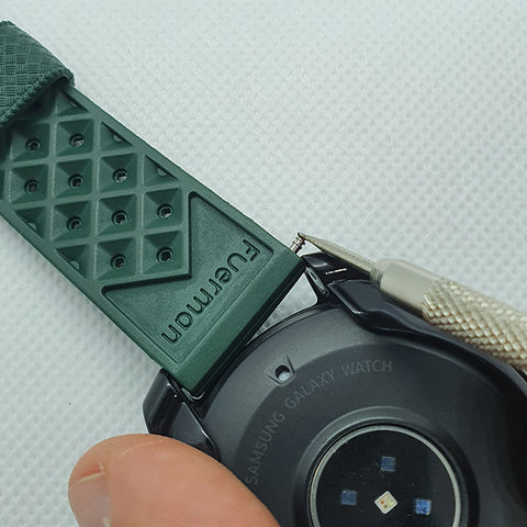 Install New Max Watch Strap