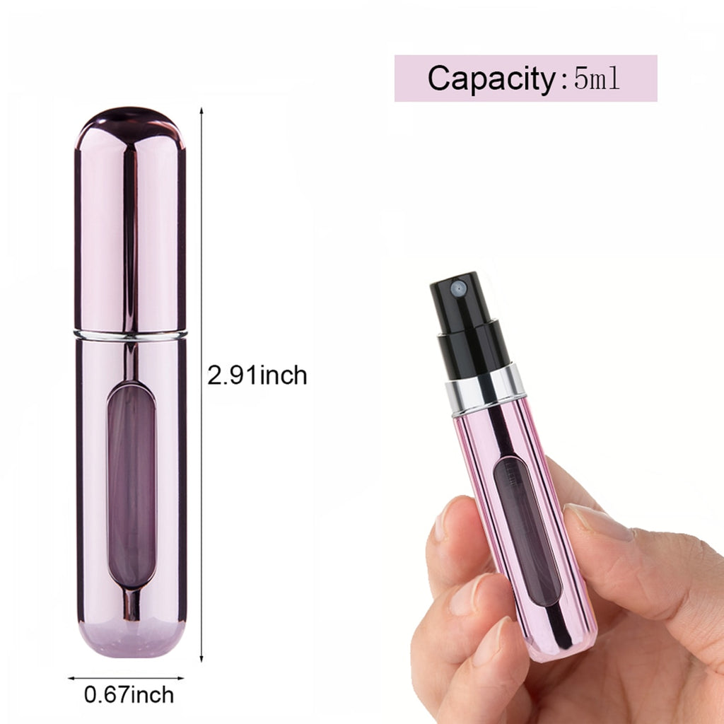 Perfume Spray Bottle Mini Atomizer