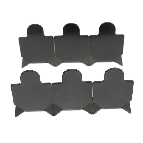 Image of Metal Target Air Rifle 6Pcs