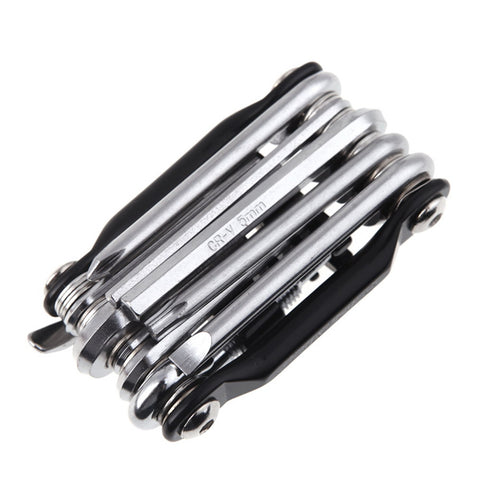 15 or 11 in 1 Bicycle Multifunction Tool