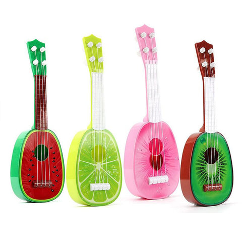 Kids Guitar Mini Guitar, Cute Fruit Ukelele | WorldWideShop