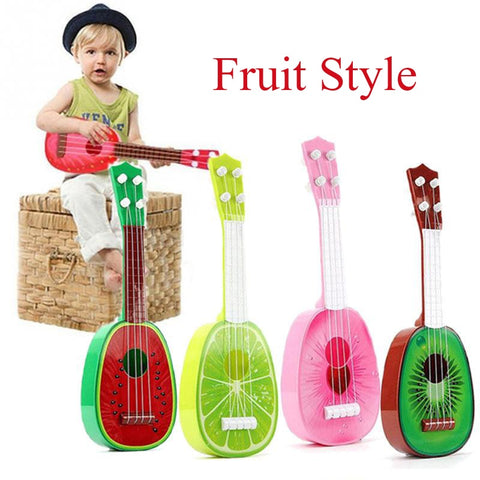 Image of Kids Guitar Mini Guitar, Cute Fruit Ukelele | WorldWideShop