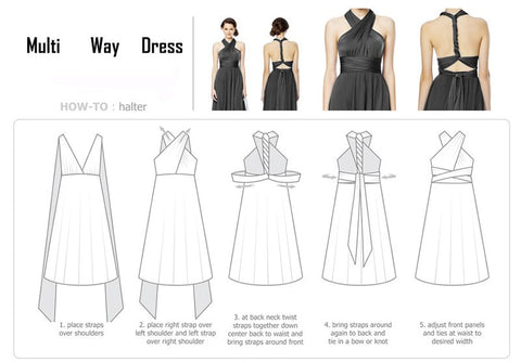 Image of Dress Formal Elegant Modern Styling Design