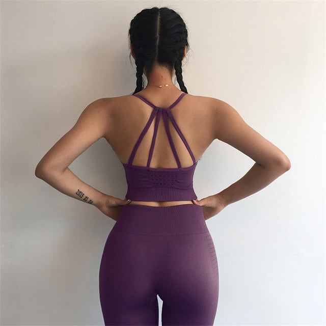 Sports 2 Piece Gym Clothing