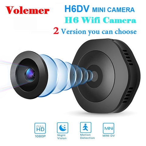 Micro Action Camera / Wifi Option