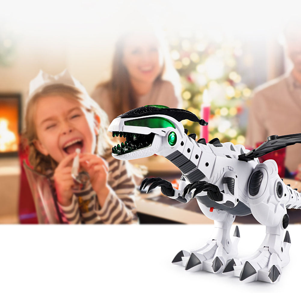 Robot Dinosaur Toy for Kids Smoke Breathing Dinosaur | WorldWideShop