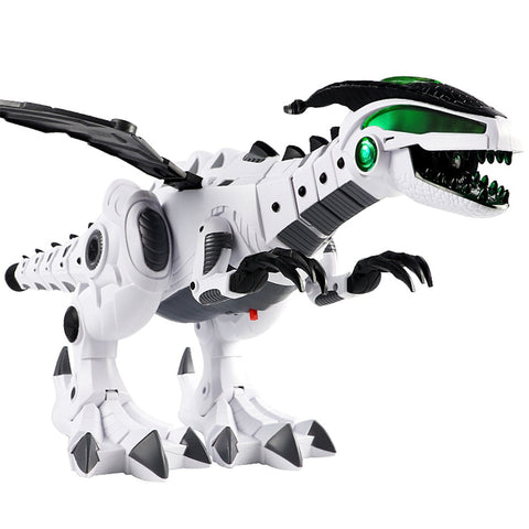 Image of Robot Dinosaur Toy for Kids Smoke Breathing Dinosaur | WorldWideShop