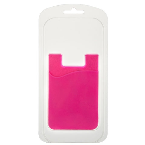 Phone Pocket Sticker, Cellphone Adhesive Card Holder | WorldWideShop