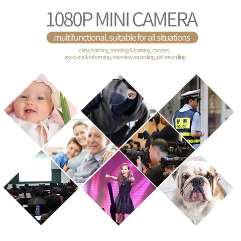 Mini Camera SQ13 SQ23 SQ11 SQ12 HD 1080P