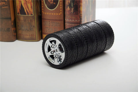 Image of Tyre Water Bottle Coffee Mug