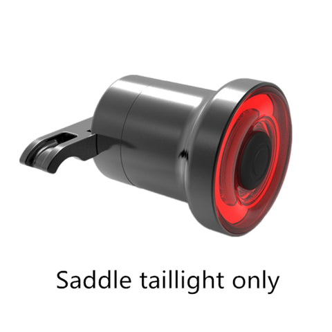 Bicycle Rear Light Auto Start/Stop Brake 2019